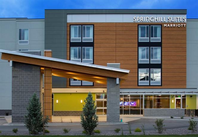 SpringHill Suites Kalispell