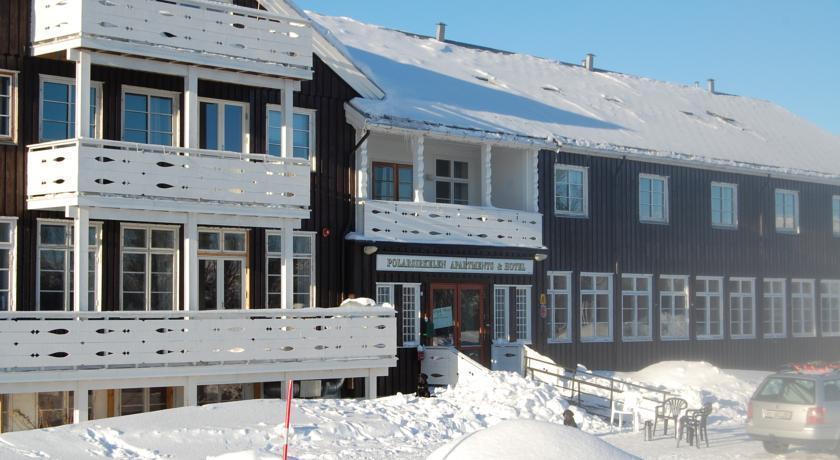 Polarsirkelen Hoyfjellshotell