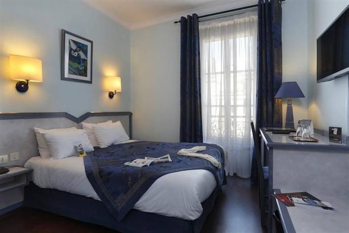 Quality Hotel Du Nord Dijon Centre - Restaurant De La Porte Guillaume