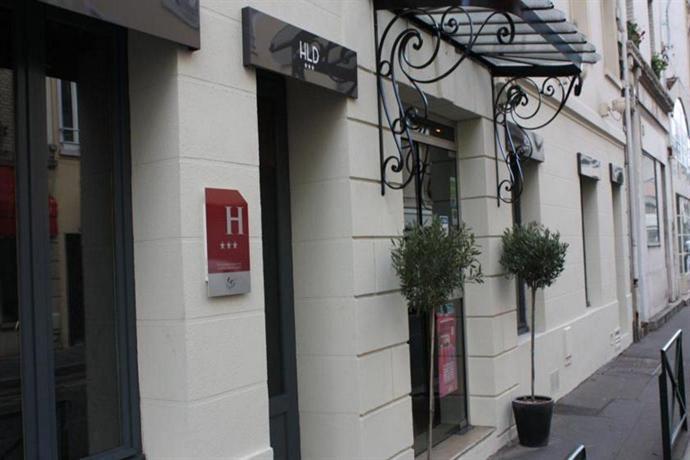 Hotel Le Dauphin Puteaux