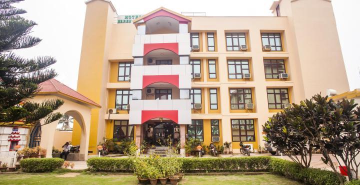 Naren Palace Hotel Puri