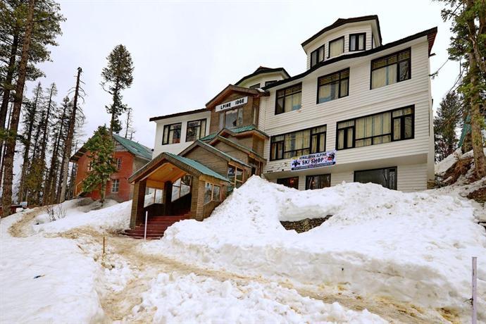 Alpine Ridge Hotel Gulmarg