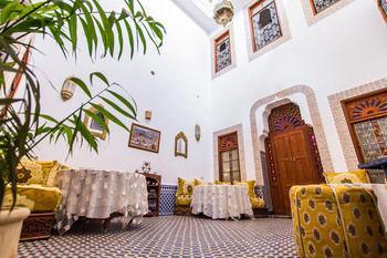 Riad Dar Bab Fes