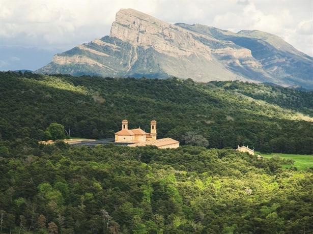 Hospederia Monasterio San Juan de la Pena Hotel Jaca