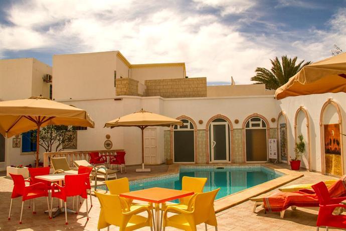 Hotel Le Beau Rivage Djerba