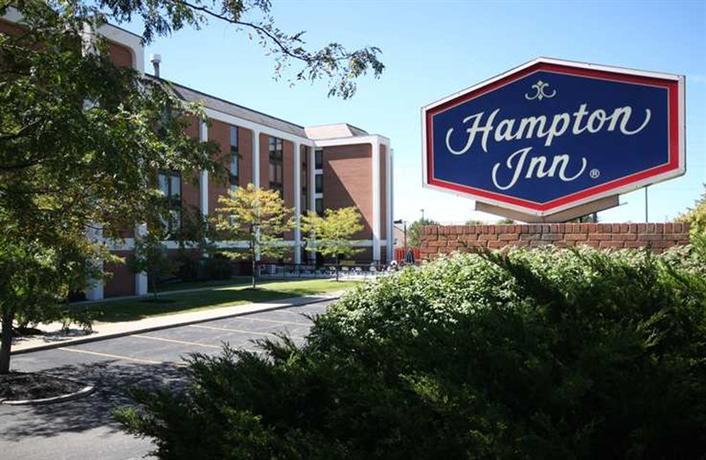 Hampton Inn Columbus Dublin