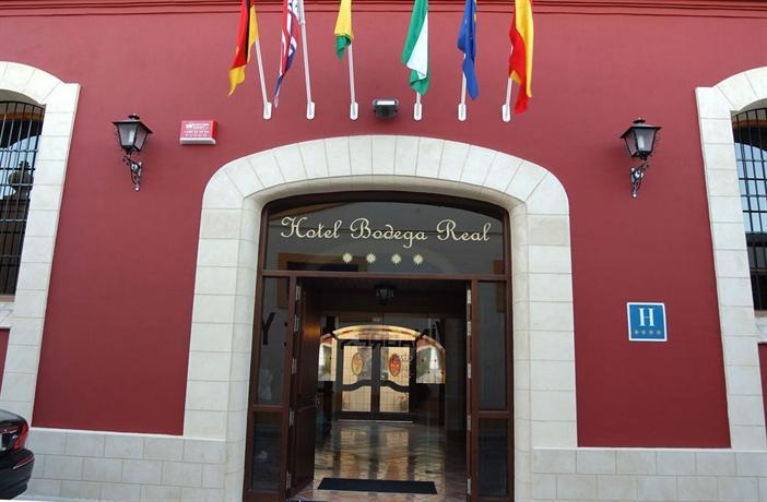 Hotel Bodega Real El Puerto de Santa Maria