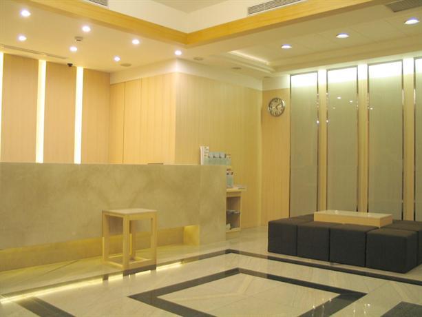 YOMI HOTEL Taipei - Shuanglian MRT station