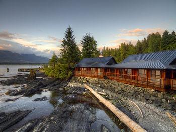 Seaside Cottages Port Renfrew