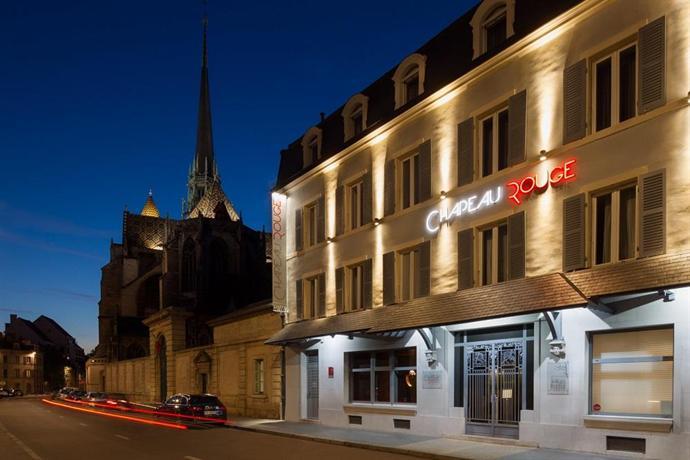 Hostellerie Du Chapeau Rouge