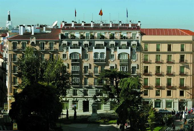 Hotel Villa Real Madrid
