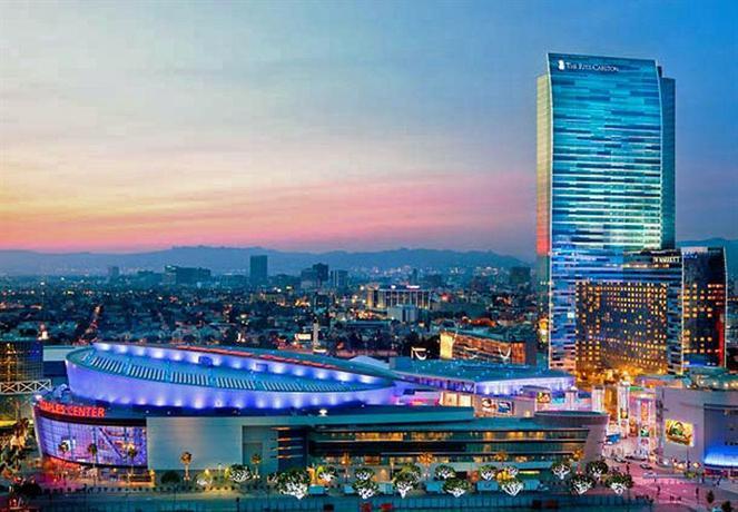 Top 10 luxury hotels los angeles 5 star best luxury los - Jw marriott la live room service menu ...