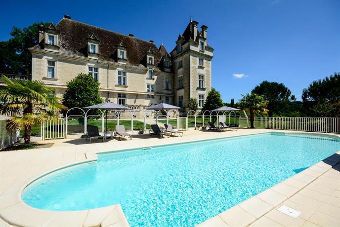 Domaine du Chateau de Monrecour - Hotel et Restaurant - Proche Sarlat