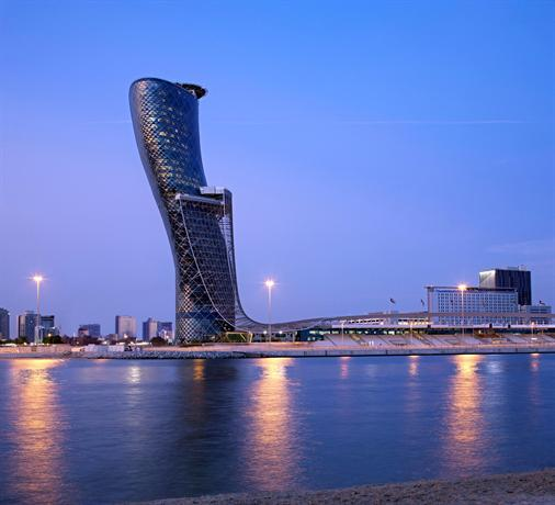 To Put It Simply Hyatt Capital Gate Abu Dhabi Is Distinctive 5 Star Luxurieodern Creature Comforts Aside This Hotel Housed In The Spectacular