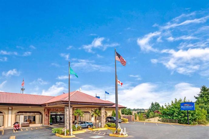 Baymont Inn and Suites Bremerton Silverdale WA