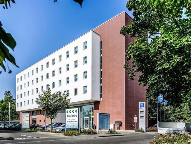 Ibis Budget Augsburg City Ex Etap Hotel