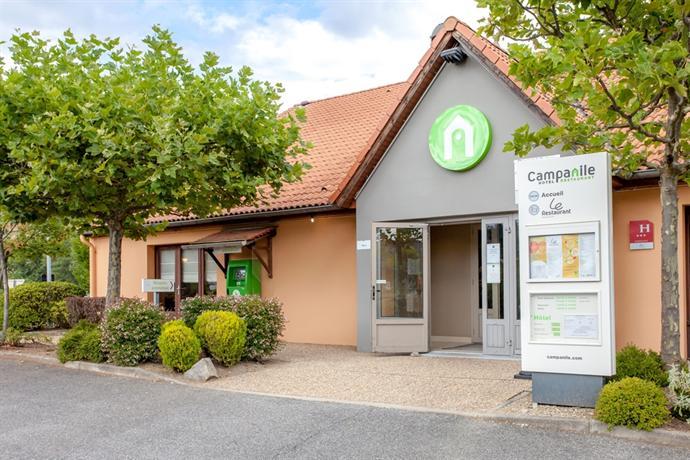 Campanile Hotel Millau