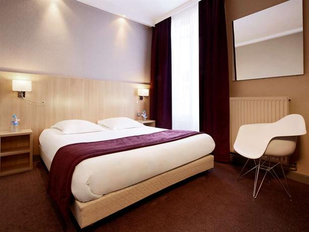 Hotel Kyriad and Spa Reims centre