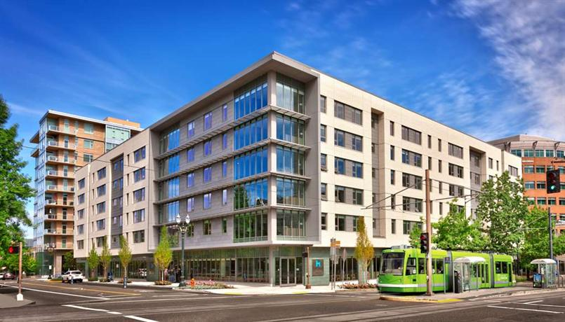 Hyatt House Portland / Downtown