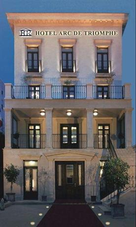 Hotel Residence Arc de Triomphe