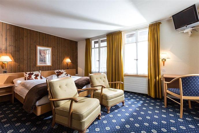 Hotel Oberland Lauterbrunnen