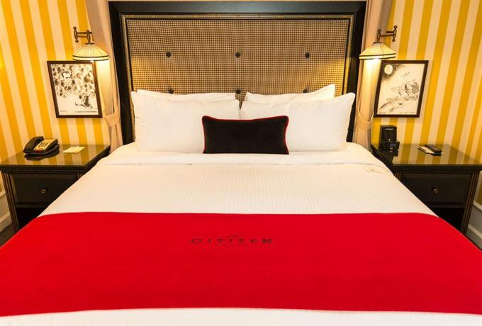 The Citizen Hotel Autograph Collection A Marriott Luxury & Lifestyle Hotel