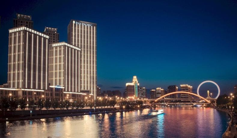 Pan Pacific Hotel and Serviced Suites Tianjin