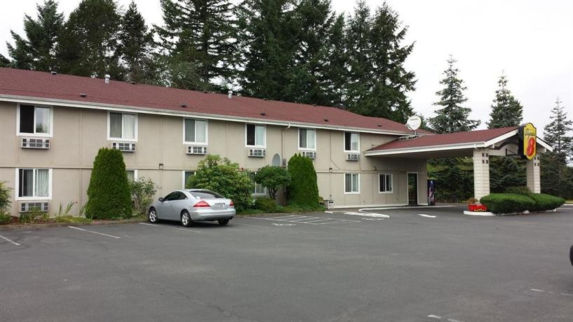 Super 8 Motel Shelton