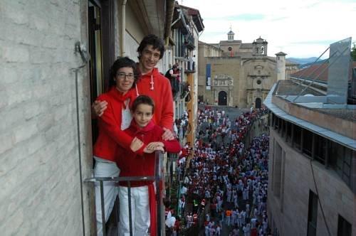 Balcon del Encierro