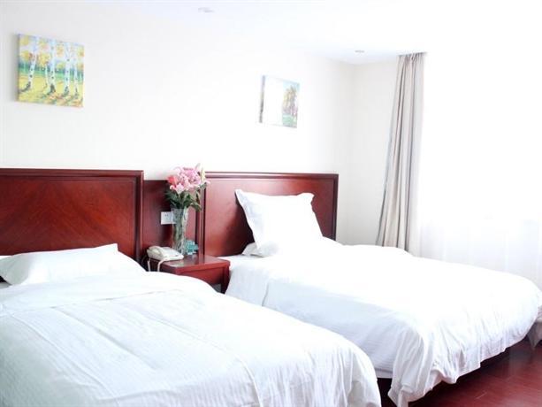 Greentree Inn Jiangsu Nantong Xinghu 101 Busniess Hotel