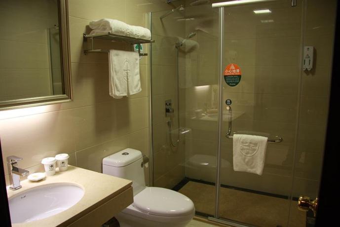 Greentree Inn Shanghai North Bund Hotel