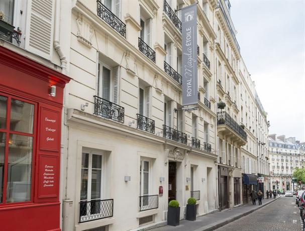 Hotel Royal Magda Etoile Paris