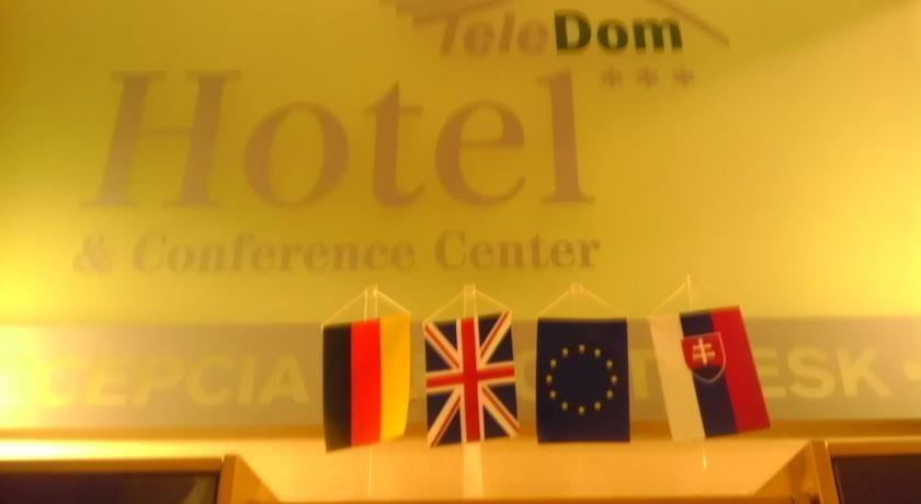 Hotel TeleDom & Conference Center