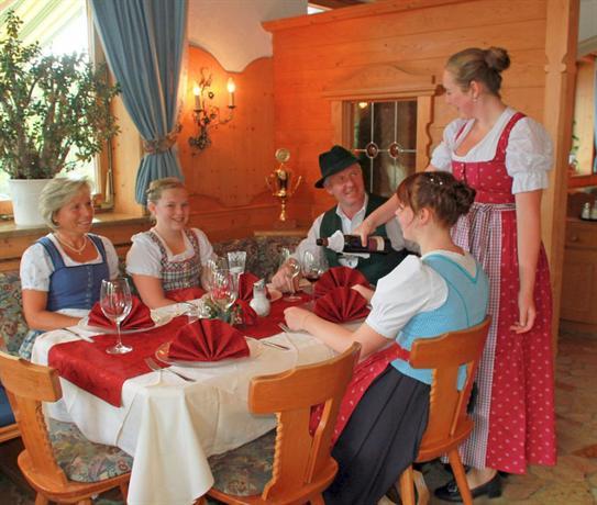 Hotel Alpenhof Walgau