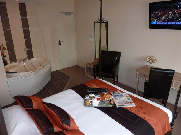 Brit Hotel Olympia Bourges