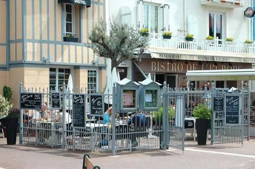 Hotel La Pecherie Bernieres-sur-Mer