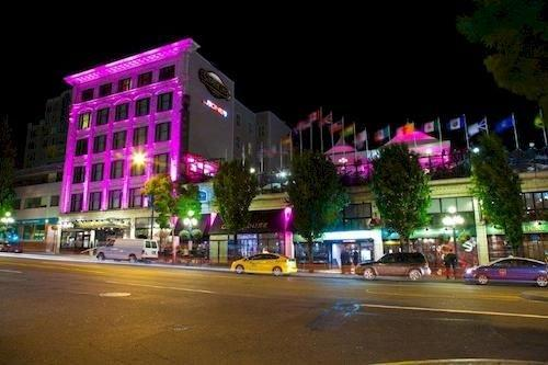Strathcona Hotel Victoria