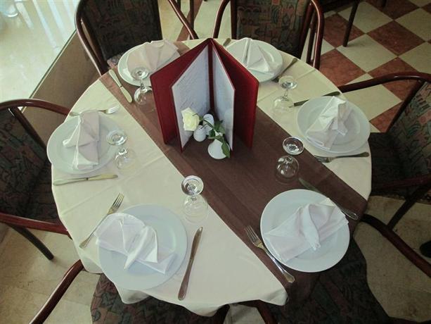 Helnan Chellah Hotel Rabat
