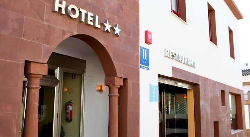 Rocio Hotel Villafranca De Cordoba