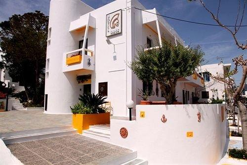 Aris Hotel Palaiochora