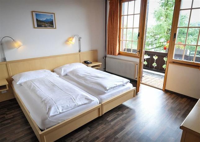 Hotel Alpenruh Murren
