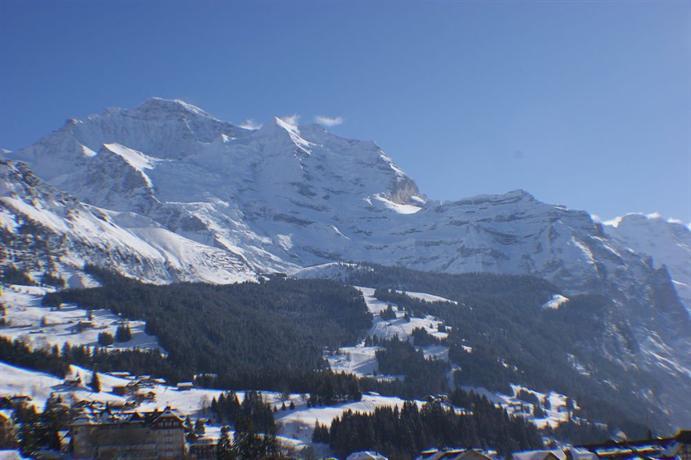 Jungfraublick Hotel Wengen