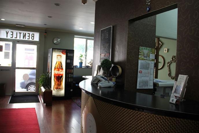 Bentley Hotel Brussels
