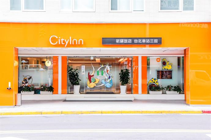 CityInn Hotel Taipei Station Branch III