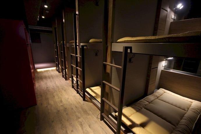 Next Taipei Hostel - Ximending