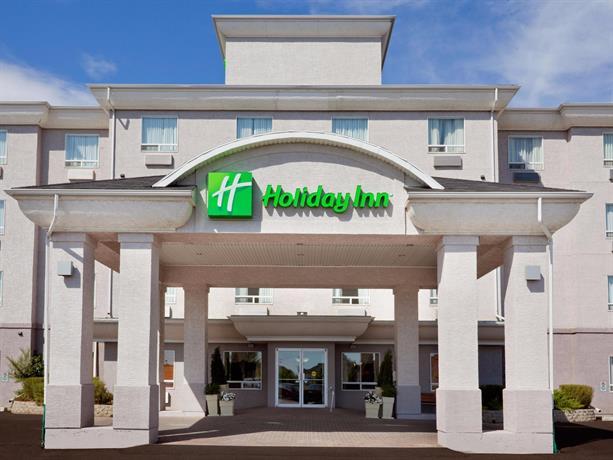 Reginaholiday Inn Hotel Suites