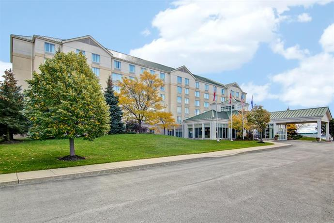 13: Hilton Garden Inn Toronto Mississauga (100 Traders Boulevard ...