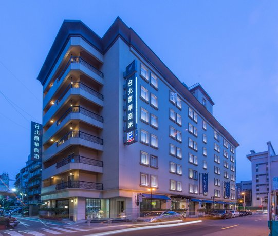 Forward Hotel Taipei - SongJiang