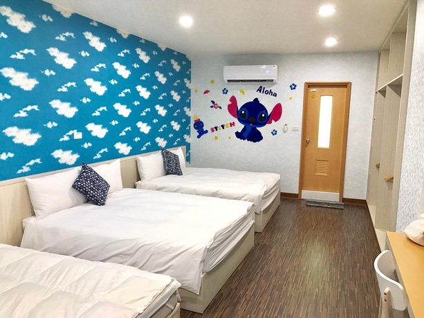 Sky Blue Guest House Tainan City