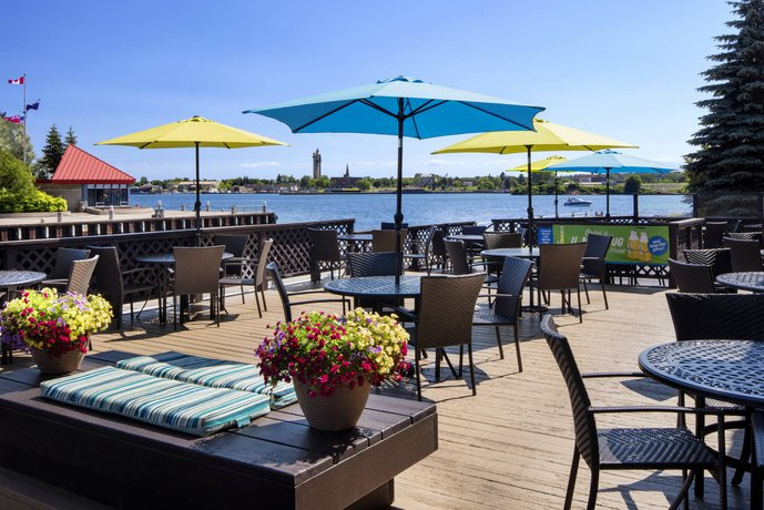 Hotels By Marriott Sault Ste Marie Waterfrontdelta